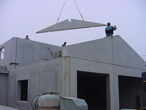 Casas prefabricadas de hormigon armado